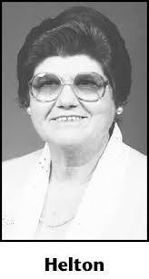 EDNA HELTON Obituary (1934 - 2016) - Fort Wayne, IN - Fort Wayne ...