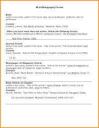 Mla Format Bibliography Ataumberglauf Verbandcom