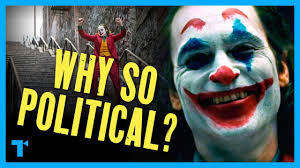 how the joker became political watch