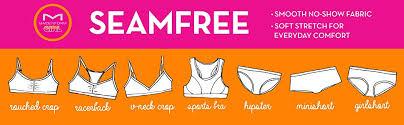 Maidenform Bralette Size Chart Maidenform Girls Big Seamless Racerback Ruched Crop