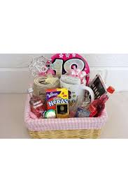 personalised 18th birthday s alcohol gift basket