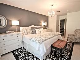 Decorations Black Bedroom Decorations Idea With Brown Transitional - Beige and black bedroom