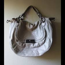 Coach Kristin round satchel AUTHENTIC Nice leather round satchel. Missing  the long cross body strap