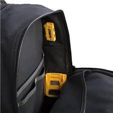 dewalt tool backpack. 33-pocket lighted usb charging tool backpack - dewalt dgcl33 c