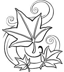 Small Picture Coloring Pages Coloring In The Lines Twineandtable Fall Autumn