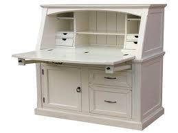 placing a secretary desk in a small room interior home improvements secretary desks for small spaces