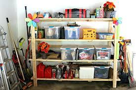 garage shelving shelf storage garage snowboard rack diy