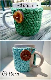 Starbucks Cup Cozy Crochet Pattern Awesome Inspiration