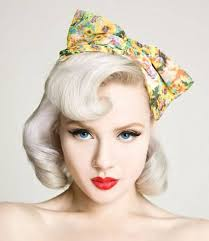 Pin Ups Hair Style pin up hairstyles simple hairstyle ideas for women and man 6973 by wearticles.com