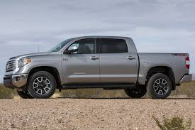 Used 2016 Toyota Tundra CrewMax Cab Pricing - For Sale | Edmunds