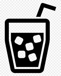 iced tea clip art black and white. Brilliant Black Fizzy Drinks Cocktail Iced Tea Computer Icons   To Clip Art Black And White A