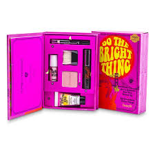 benefit do the bright thing makeup kit 1x face primer 1x plexion enhancer loading zoom