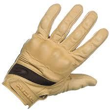 richa custom leather gloves tan thumb 0