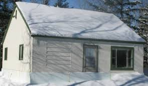 HOUSE FOR SALE, GOOD FOR A CABIN. ONE BEDROOM IS 8X9, ONE BEDROOM