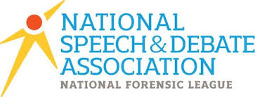 Image result for national speech and debate logo