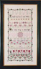 Desiderata Cross Stitch Chart Indigo Rose In Cross Stitch Patterns Instructional Media