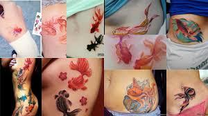 значение тату золотая рыбка клуб татуировки фото тату значения