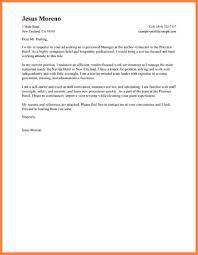 20 Hotel Application Letter Samples Maujmaja Com