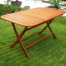 folding patio furniture international caravan royal inch folding patio dining table plastic folding patio table with umbrella hole