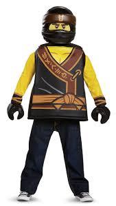 Boys' Lego Ninjago Movie Kai Prestige Costume, Siz - vozeli.com