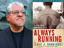 always running by luis j rodriguez essay