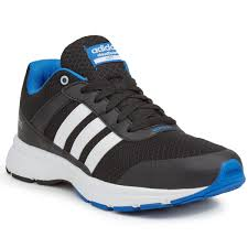 adidas shoes high tops blue and black. adidas men\u0026rsquo;s cloudfoam vs city running shoes, black/blue - adidas shoes high tops blue and black