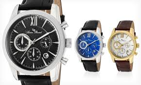 lucien piccard men s watches groupon goods lucien piccard mulhacen men s watches 69 99 for a lucien piccard mulhacen men s watch 695
