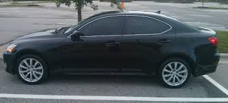 lexus is 250 2008 black. black 7 iu0027m a 22 yo college student my previous car was 2004 honda civic and now driving 2008 lexus is 250 it currently has 48k loving this is