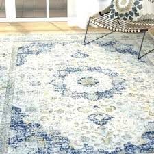 ivory rug blue area evoke grey safavieh vintage light distressed