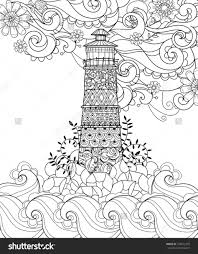 Small Picture Coloring Pages Longstone Lighthouse Coloring Page Free Printable