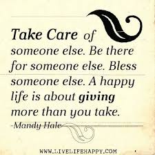Quotes About Caring For Others Best Caregiver Quotes And Tips Being There For The Caregiver How To