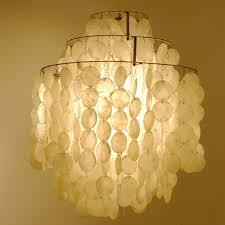 fun pendant lamp by verner panton 1960s