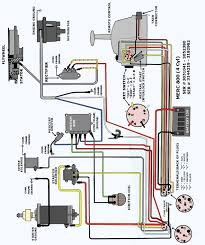 mercury outboard wiring diagrams mastertech marin Mercury Ign Switch Diagram internal & external wiring (image) (pdf) mercury ignition switch diagram
