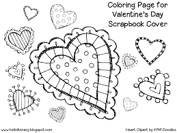 Small Picture First Grade Valentine Coloring Pages Free Download Coloring First