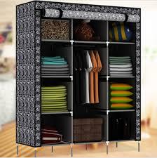 Portable Clothing Rack Ideas