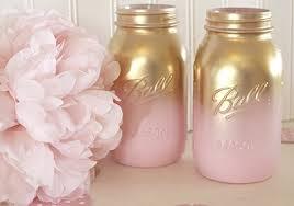 Mason Jar Decorations For Bridal Shower Bridal Shower Decorations Bridal Shower Ideas Bridal Shower 17