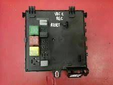 vauxhall fuses fuse boxes vauxhall vectra c rec rear electrical control module fuse box er 2002 2009
