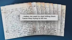 Markeith Loyd Letter Killing Officers Wftv
