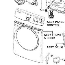 samsung dryer parts. parts for samsung dv409aew/xaa-0000: main assy - appliancepartspros.com dryer r