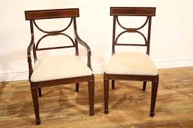 cross back dining chairs. High-End Solid Mahogany Inlaid Cross Back DIning Chairs Dining H