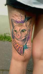 Tetování Egyptská čičina Tetování Tattoo