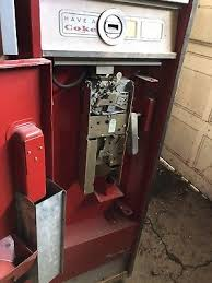 In Working Order As A Vending Machine Magnificent ORIGINAL VINTAGE COCA Cola Bottled Vending Machine In Working