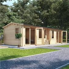 outdoor shed office. Perfect Shed BillyOh Hub Garden Office Log Cabin And Outdoor Shed