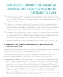 White Paper Template Delectable Australian Independent Contractor Agreement Template R Word Free