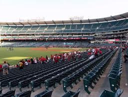 Angel Stadium Of Anaheim Section 105 Seat Views Seatgeek