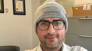 """Shane Harding on Twitter: """"Wearing my #HatsForHope on  #BrainCancerAwarenessDay. Thank you to the @BrainTumourFdn for supporting  our work !… """""""