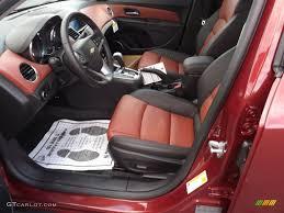 2012 Chevrolet Cruze LTZ/RS interior Photo #55966854   GTCarLot.com