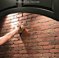 great how to seal brick wall diy backsplash redhead can decorate exterior sealant in basement interior