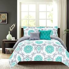 turquoise bedding sets queen white and black comforter best turquoise bedding
