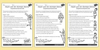 differentiated questions pack to support teaching on charlie and differentiated questions pack to support teaching on charlie and the chocolate factory